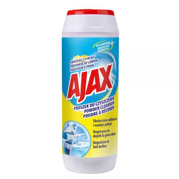 Proszek Ajax Cytryna