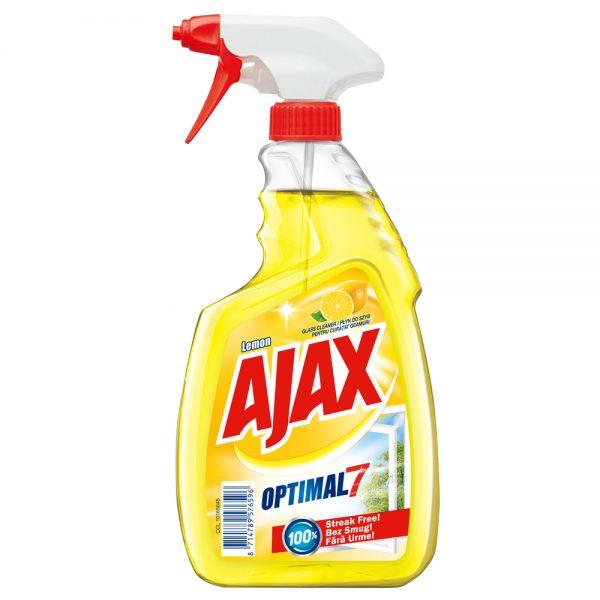 Płyn Ajax Optimal 7 Cytrynowy