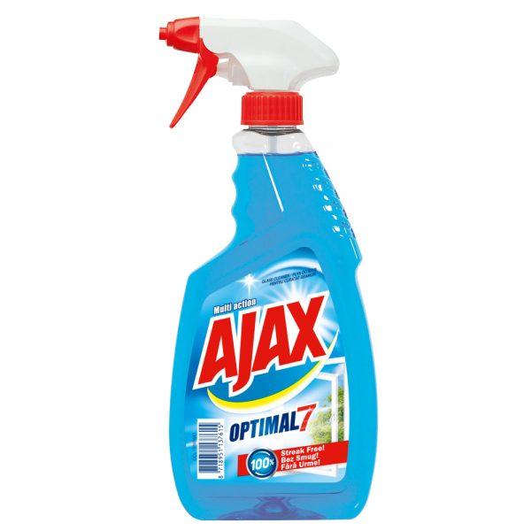 Płyn Ajax Optimal 7 Niebieski