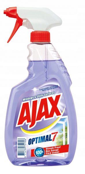 Płyn Ajax Optimal 7 Fioletowy