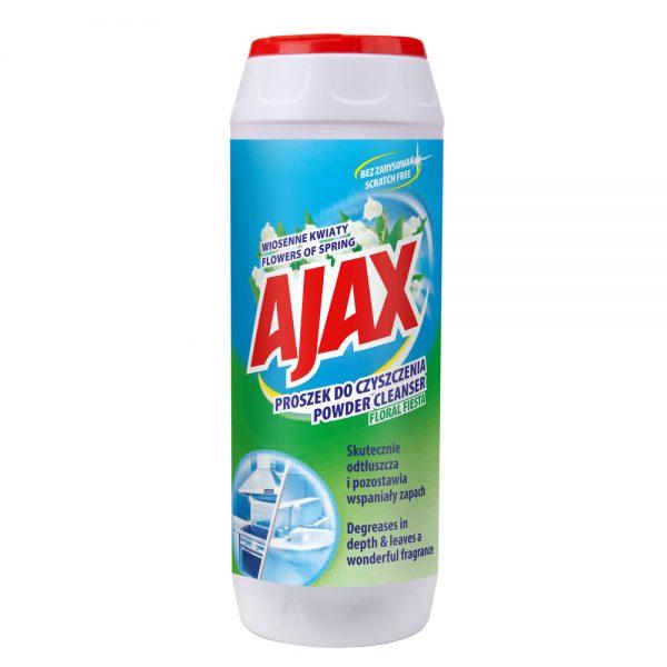 Proszek Ajax Wiosenne Kwiaty