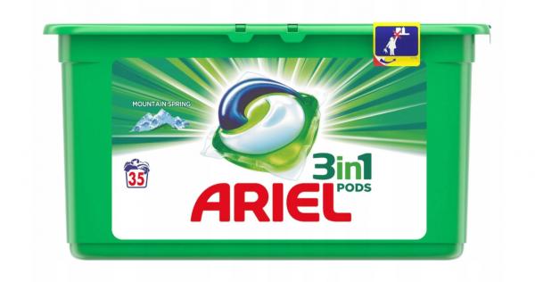Kapsułki Ariel Biel 35 szt.