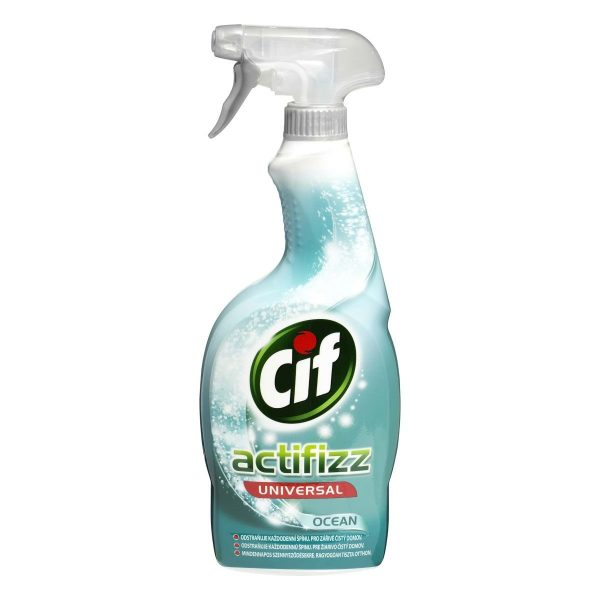 Spray Cif Actifizz