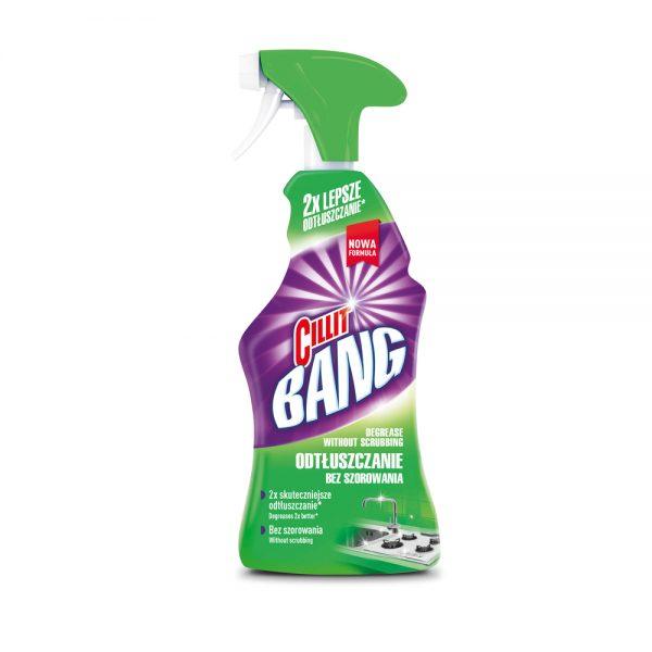 Spray Cillit Bang Odtłuszczanie