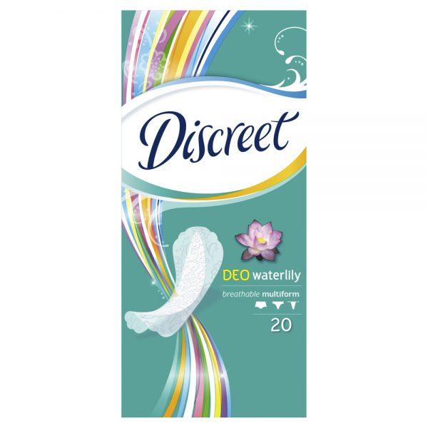 Wkładki Discreet Waterlily