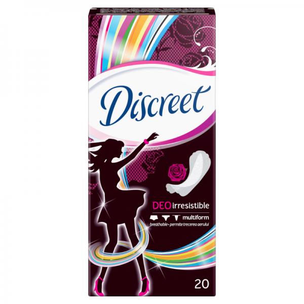 Wkładki Discreet Irresistible