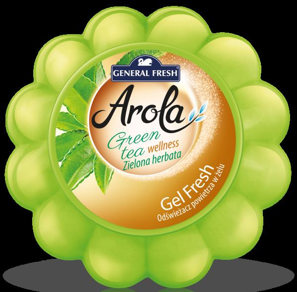 Żel GF Zielona Herbata