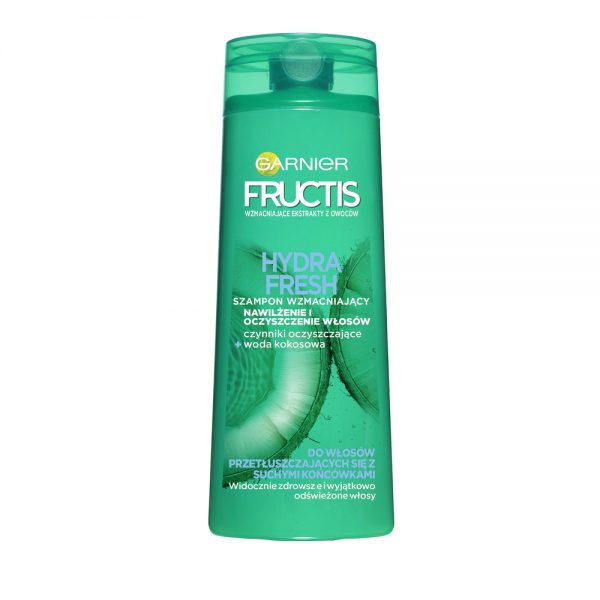 Szampon Garnier Fructis Hydra Fresh