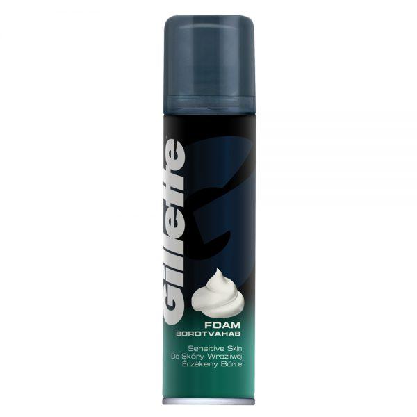 Pianka Gillette Sensitive