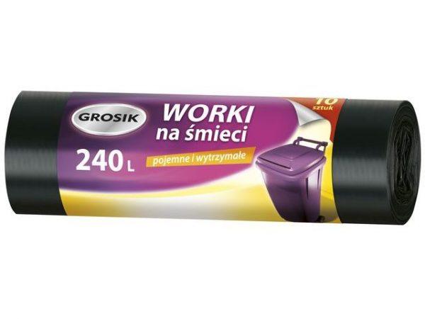 Worki Grosik 240L