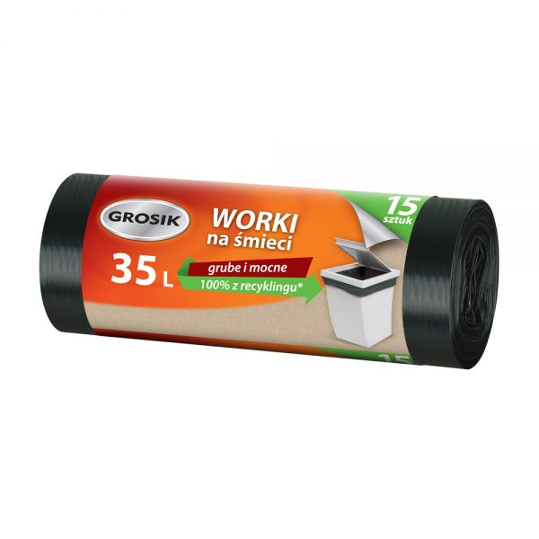 Worki Grosik 35L Mocne