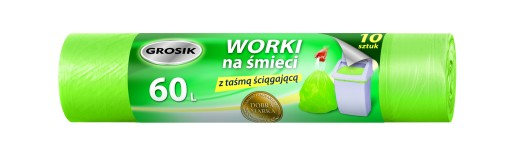 Worki Grosik 60L