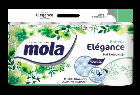 Papier toaletowy Mola Botanic