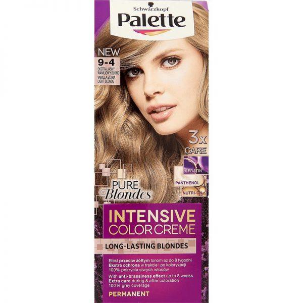 Farba Palette Waniliowy Blond