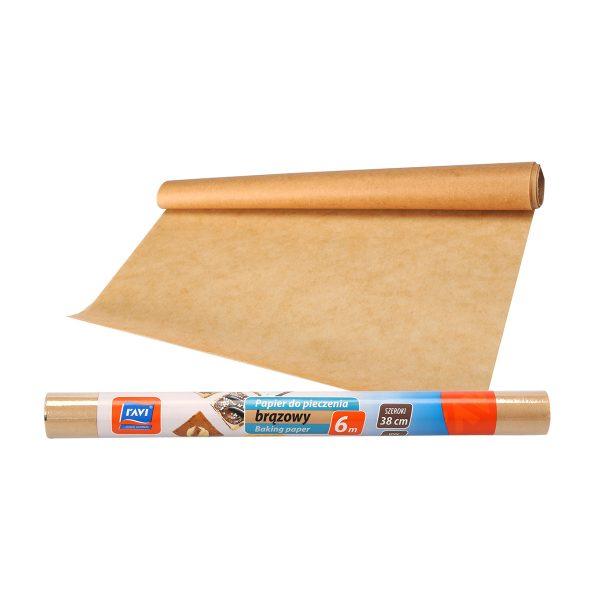 Papier Ravi brązowy