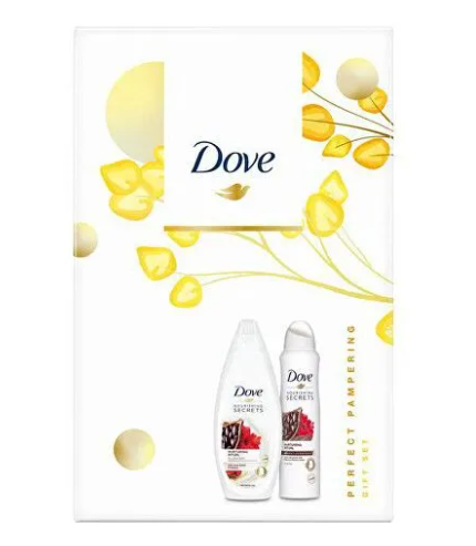 Zestaw Dove Perfect Pampering